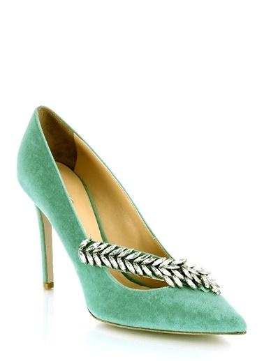 Poletto Stiletto Yeşil